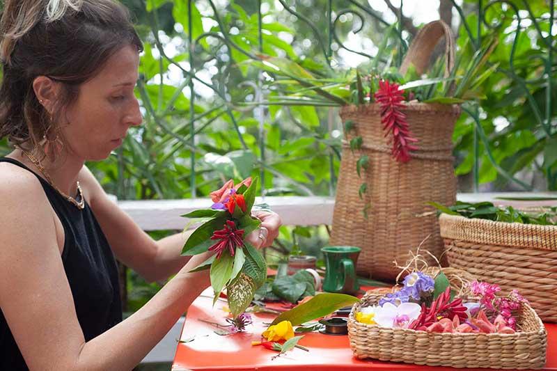 Workshop Haku Lei - Casa Simple - Ilhabela
