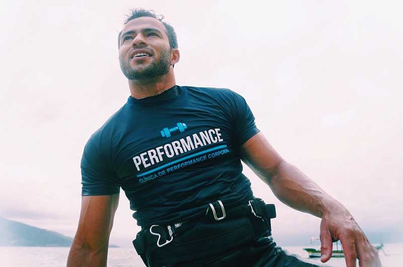 Atleta Performance de Windsurf Ilhabela - Klayton Silva