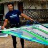 Atleta Performance: Klayton Silva, Windsurf