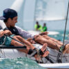 Atletas Performance: Matheus Oliveira e Rafael Carballo, Iatismo