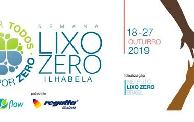 Semana Lixo Zero discute gestão de resíduos e recursos em Ilhabela