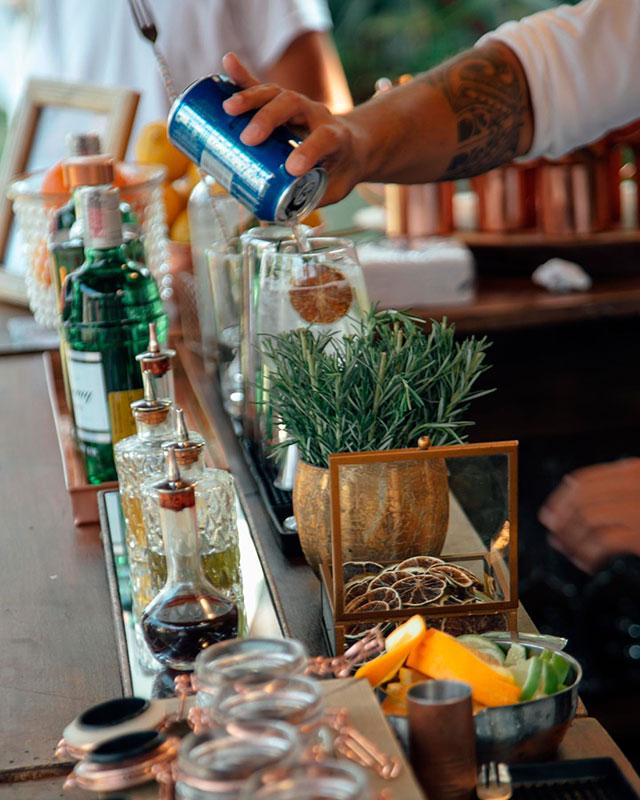 Bar e Espaço para eventos Tiê Ilhabela - Casar Week 2019