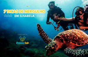 7 dicas sobre mergulho em Ilhabela - Tudo o que você sempre quis saber sobre mergulho e nunca soube para quem perguntar