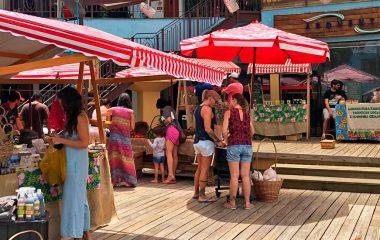 Club Mercado Verde traz Feira Sustentável para Ilhabela