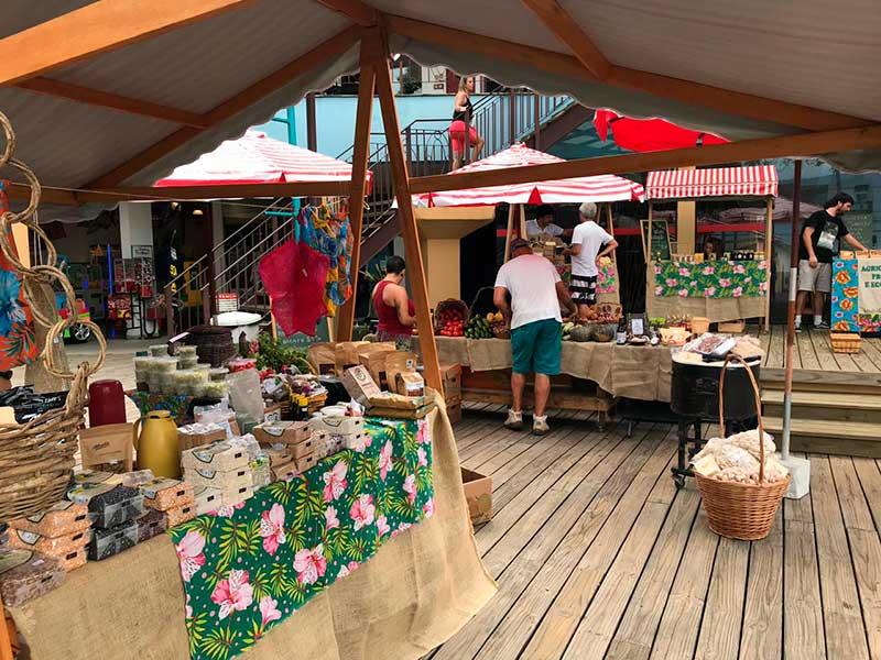 Club Mercado Verde - Feira Sustentável em Ilhabela - Alimentos agroecológicos, produtos artesanais, economia criativa