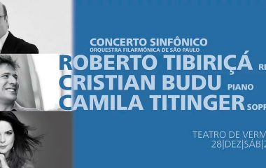 Concerto Sinfônico | Concertos de Ano Novo Vermelhos 2019