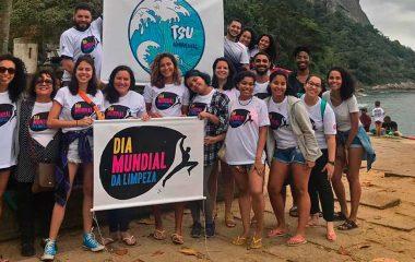 Lançamento do Dia Mundial de Limpeza 2020 em Ilhabela