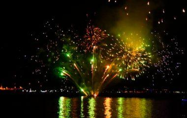 Festas de Réveillon na Praia em Ilhabela