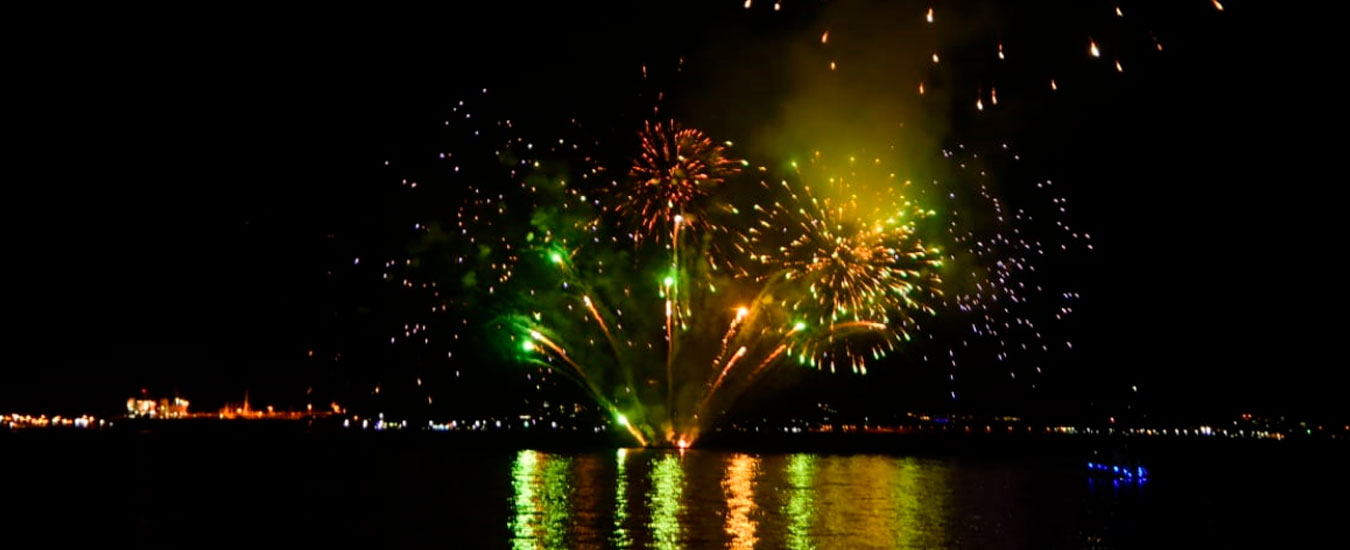 Festas de Réveillon na Praia em Ilhabela 2020 - Ilhabela terá festas gratuitas em 6 praias com queima de fogos e bandas locais