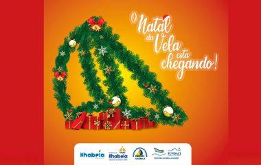 Programação de Natal em Ilhabela