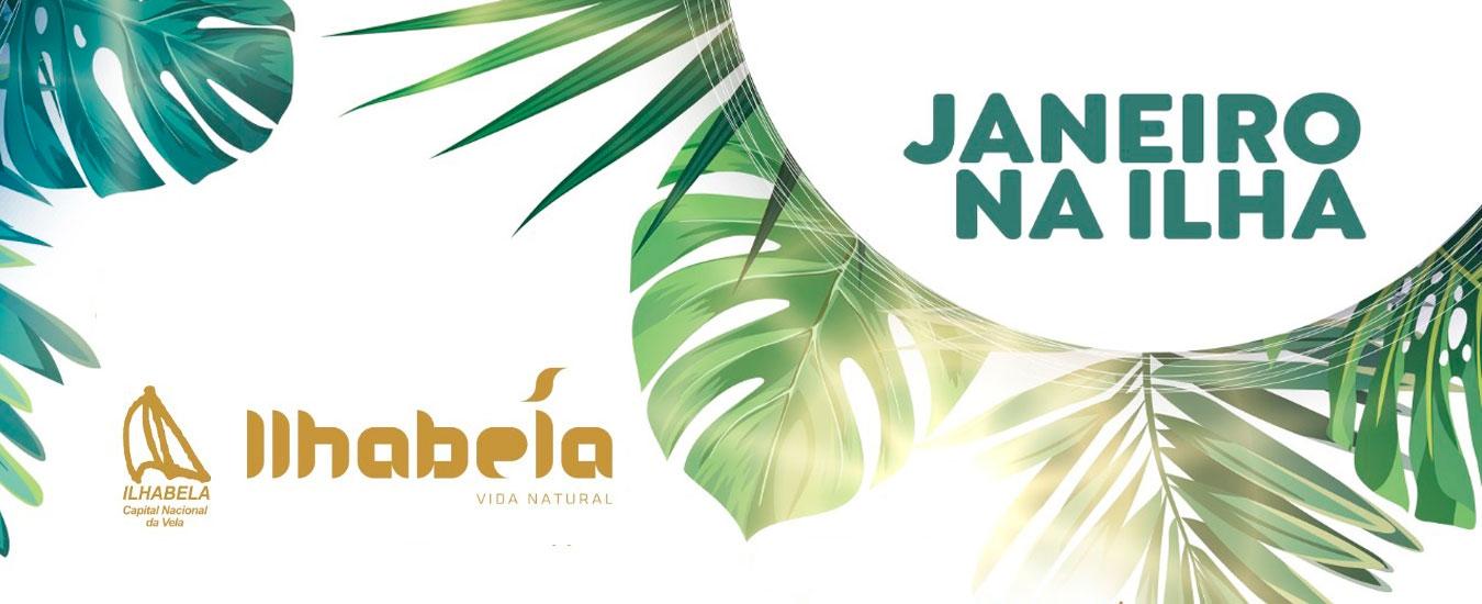 Agenda de Eventos - Janeiro na ilha - Ilhabela