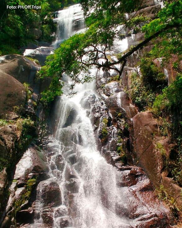 Cachoeira do Veloso em Ilhabela (Foto: PH Off Trips)