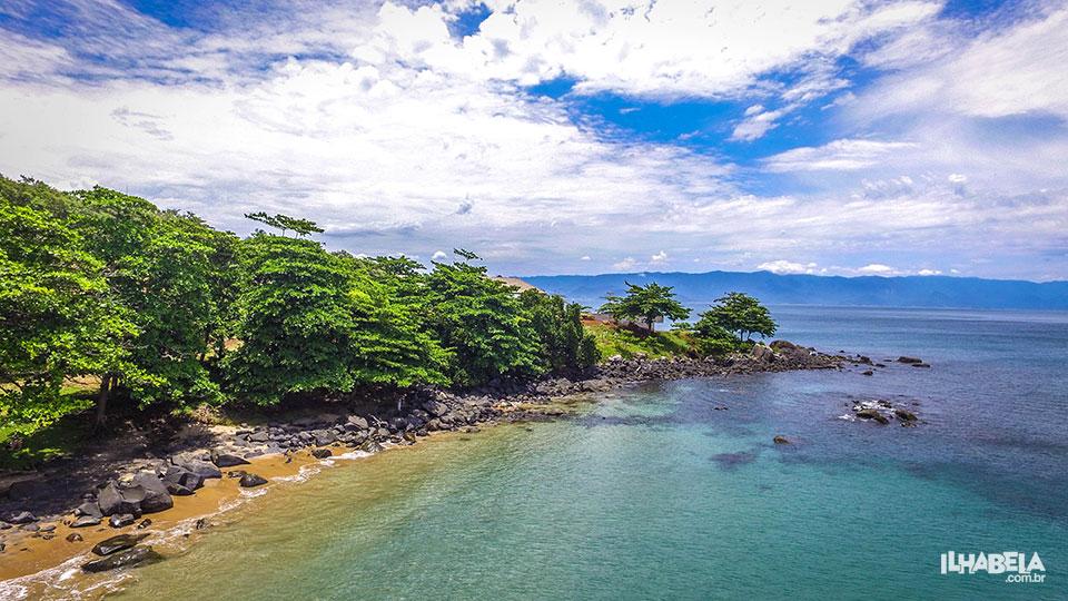 Praia de Pacuíba - Ilhabela.com.br
