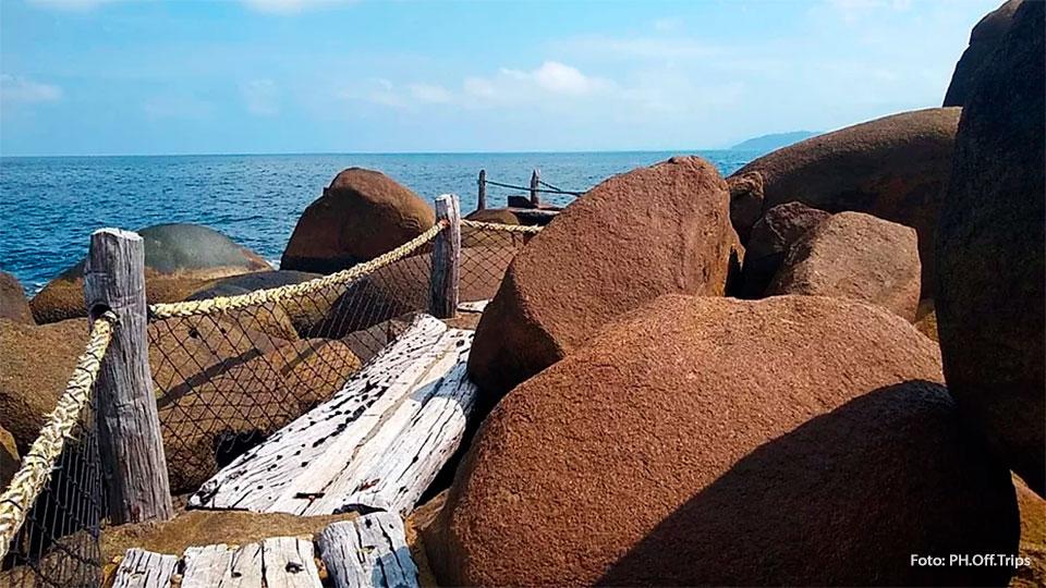 Acesso às Piscinas Naturais em Ilhabela (Foto: PF Off Trips)