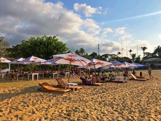 Sereia Beach - Bar de Praia em Ilhabela
