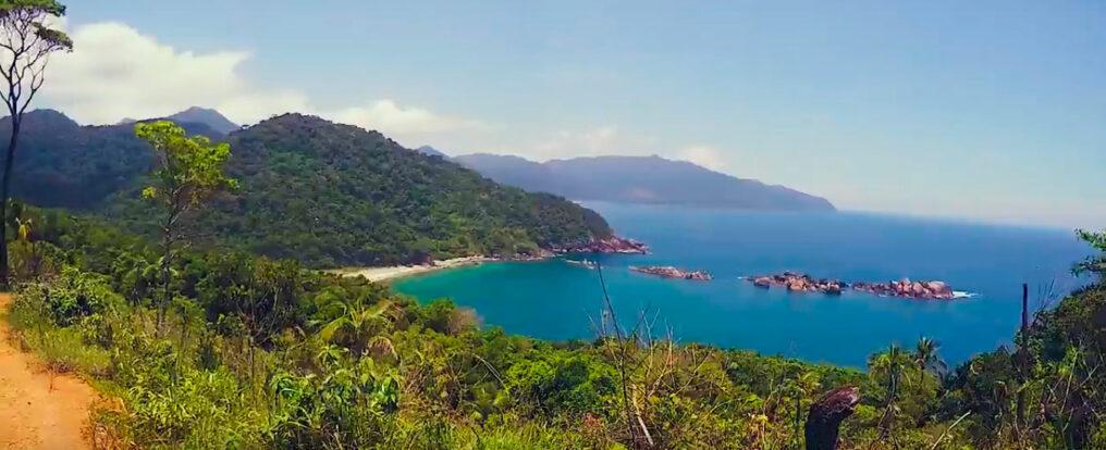 Trilha da Praia das Enchovas - a partir da Praia do Bonete - Ilhabela.com.br