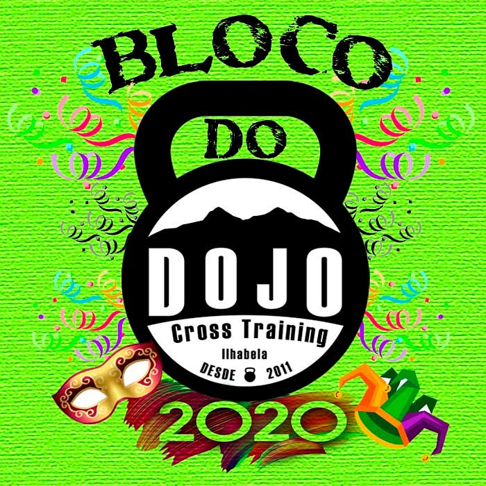 Bloco do Dojo no Carnaval de Ilhabela