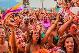 Carnaval em Ilhabela