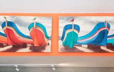 Sereia Beach recebe exposição de Pop Art de Daniel Detomi