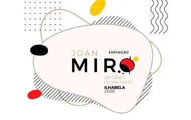 Exposição Joan Miró – Um Gênio no Engenho