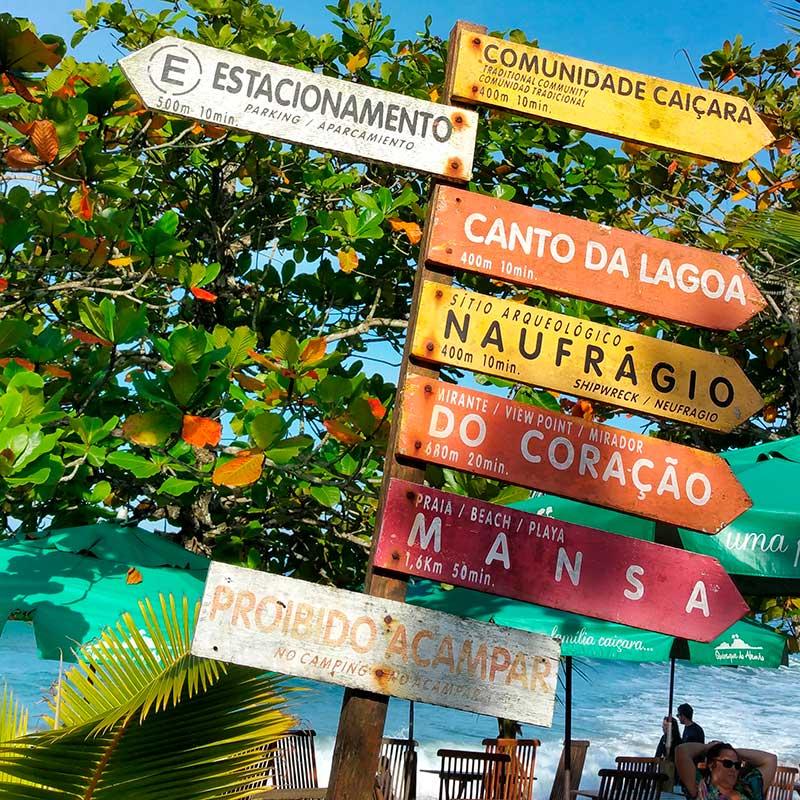 Castelhanos Beach - Ilhabela por Estrangeiros | Ilhabela by Foreigners - Diane Hirt, from United States