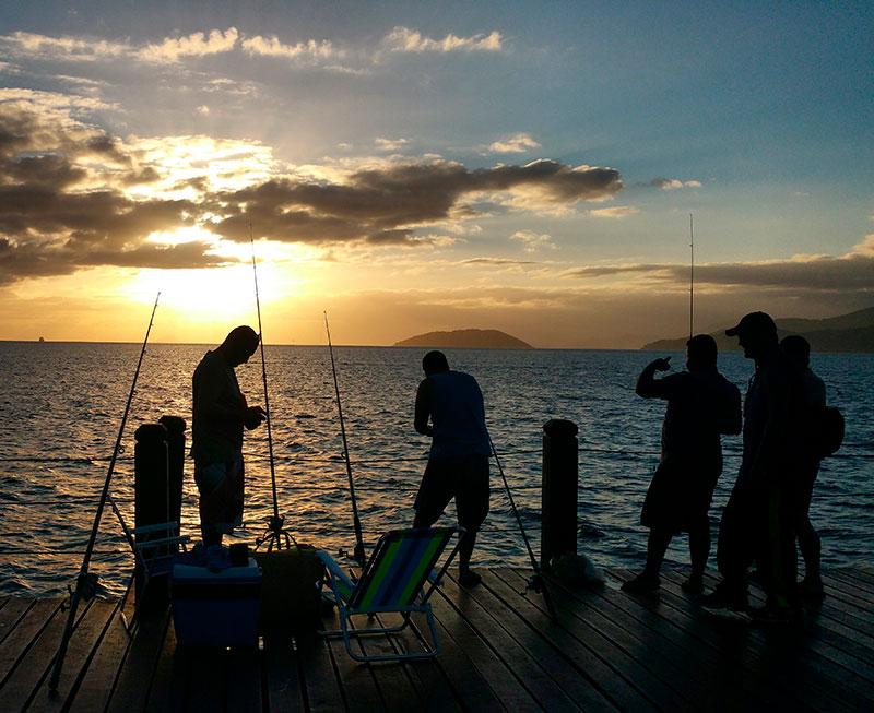 Ilhabela fishermans - Ilhabela por Estrangeiros   Ilhabela by Foreigners - Diane Hirt, from United States