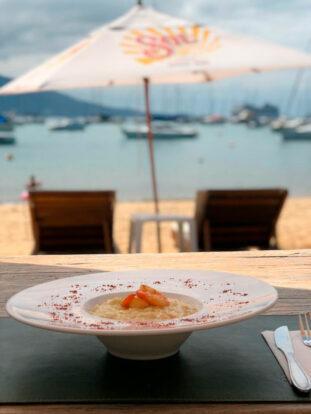 Risoto - Sereia Beach Ilhabela