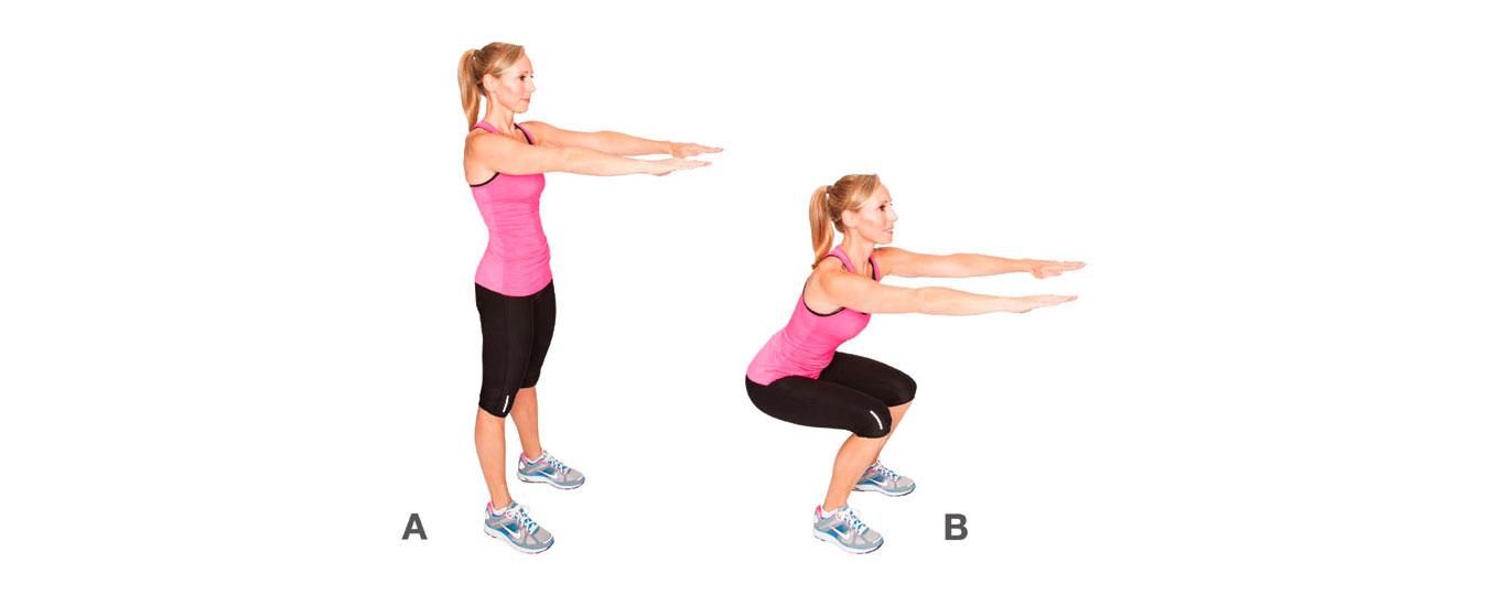 Porque você deve praticar agachamento todos os dias em sua quarentena - Exercícios para a quarentena do coronavírus