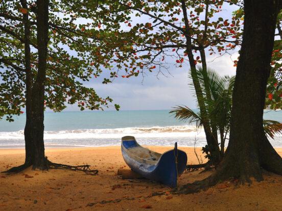 Tranquilidade na Praia do Bonete (Imagem: Flickr/Rachid EL QOMRI)