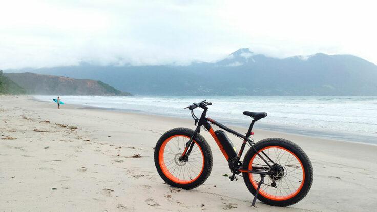 Modelo Spectro é bike elétrica ideal para trilhas e longas distâncias