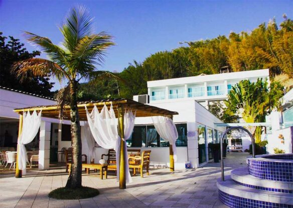 Hotel em Ilhabela - Frente ao mar em Ilhabela - Promoção de Hospedagem