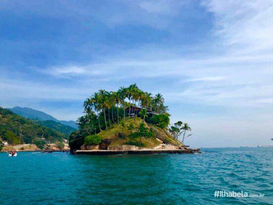 Ilha das Cabras Ilhabela