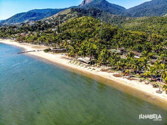 Praia do Perequê - Ilhabela - Ilhabela.com.br