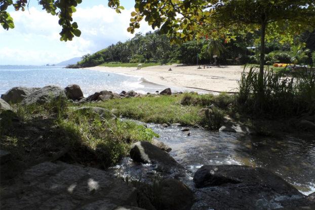 Praia da Feiticeira - Foto Marcelo Carbono - Portal Ilhabela.com.br