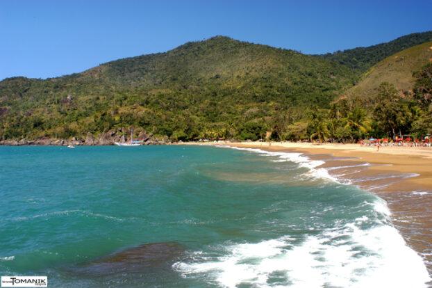 Praia de Jabaquara - Ilhabela (foto: Fernando Tomanik)
