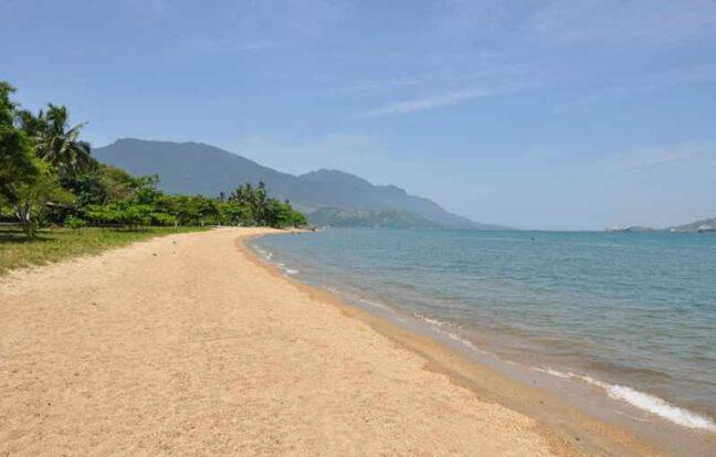 Praia do Engenho D'Água - Portal Ilhabela.com.br