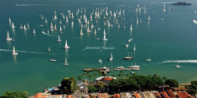 Vila - Centro Histórico de Ilhabela - Semana de Vela - Marco Yamin