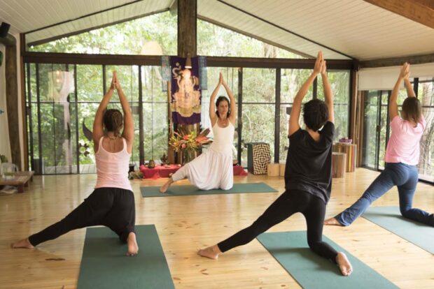 Templo do Ser - Retiro Espiritual, Yoga, Meditação, SPA e hospedagem em Ilhabela