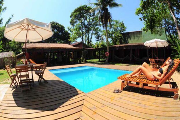 Hostel da Vila Bonete - Ilhabela