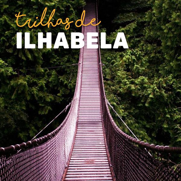 Trilhas de Ilhabela - Ilhabela.com.br