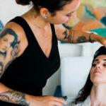 A Bela da Ilha - Make up & Hairstyle Ilhabela - Casamento