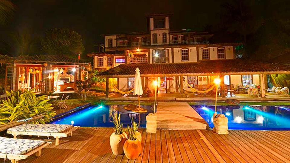 Casa de Costeira Alto Padrão em Ilhabela - Imobiliária Sérgio Hette Imóveis Ilhabela