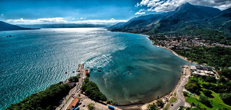 Como chegar em Ilhabela - Balsa - Marco Yamin