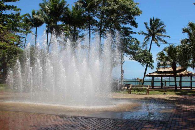 Fonte da Vila - Centro Histórico de Ilhabela