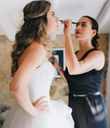 A Bela da Ilha - Make up & Hairstyle Ilhabela - Casamento