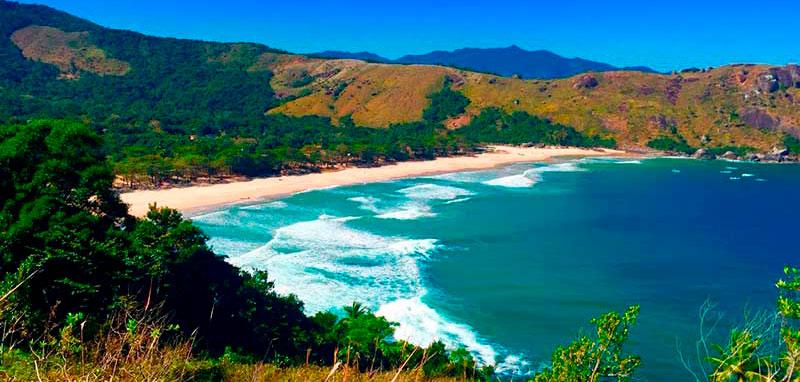 Praia do Bonete - Ecoturismo em Ilhabela