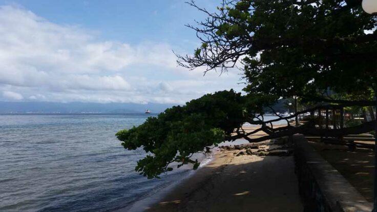 Praia da Vila - Centro Histórico de Ilhabela