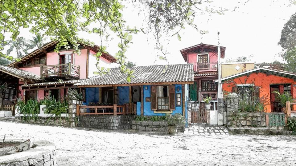 Villa do Portinho - Casas na Praia do Portinho
