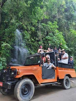 Up Adventure Turismo Ilhabela - Passeio de Jipe