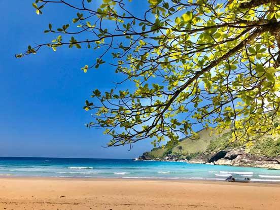 Up Adventure Turismo Ilhabela - Praia do Bonete